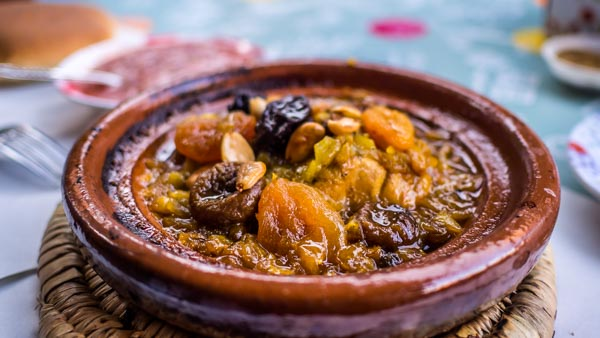 street food in Morocco