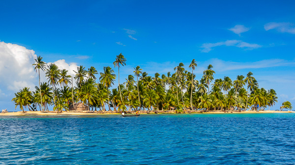 Picturesque San Blas Islands