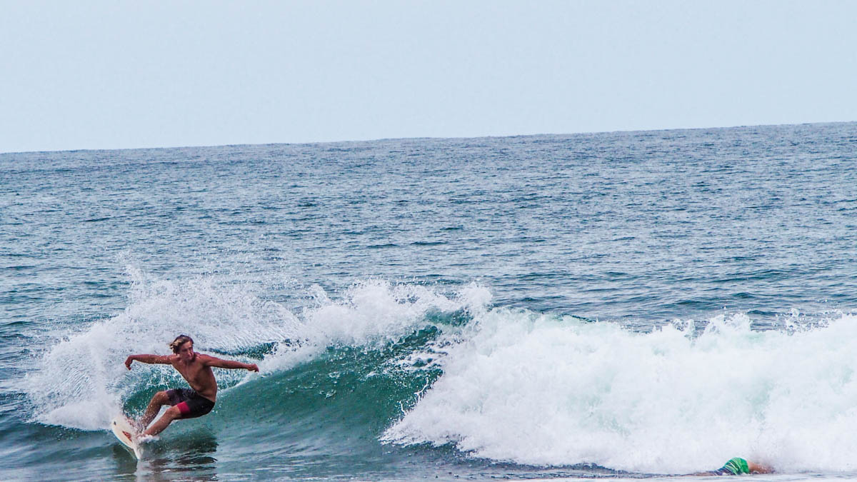 surfing the hangover away in bocas del toro, one of the best places to party in central america