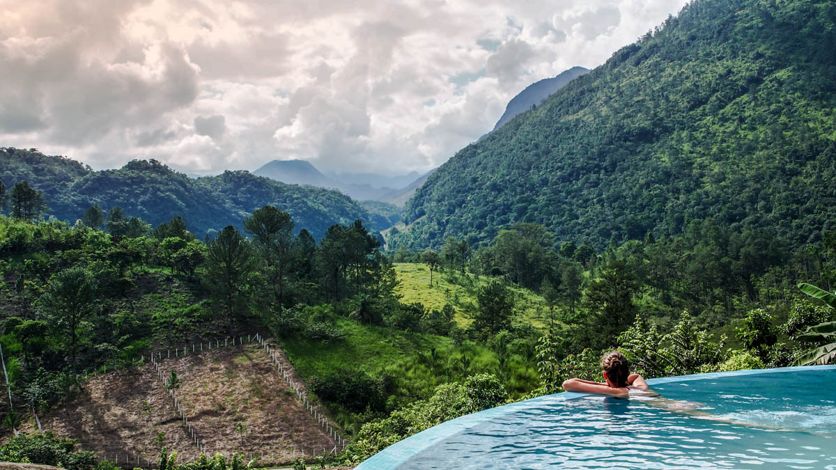 Zephyr Lodge is one of the best party hostels in Central America