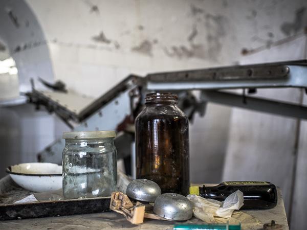Patarei Prison medical ward