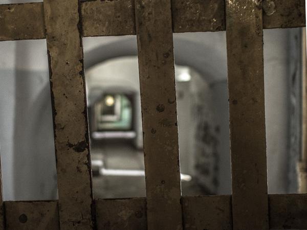 Patarei Prison hallway