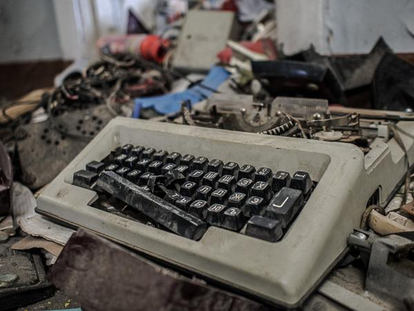Patarei Prison russian trash