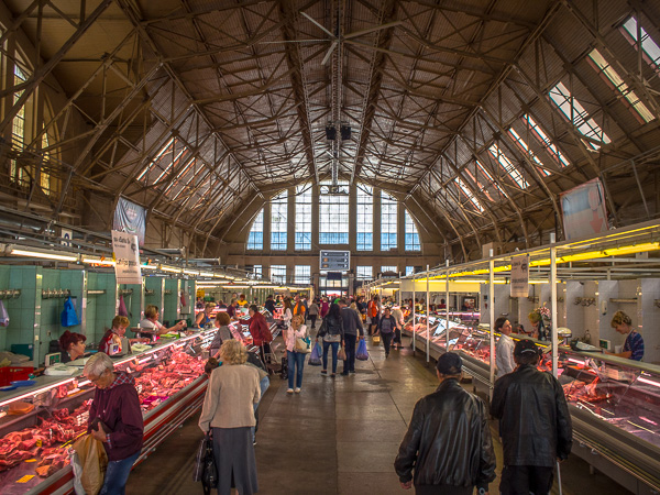 Rigas Central Market riga travel guide