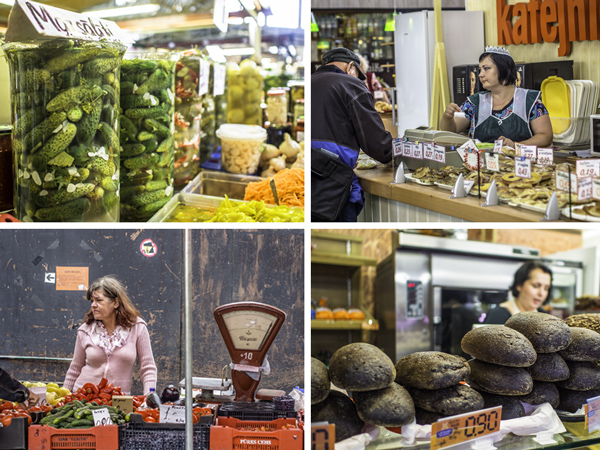 Central market Riga Guide