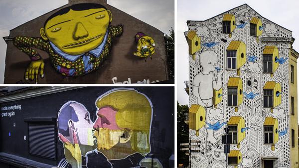 Vilnius guide Street Art