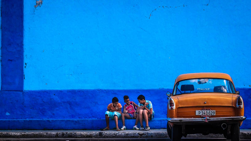 The beautifully simple life shown in our Cuba backpacking guide