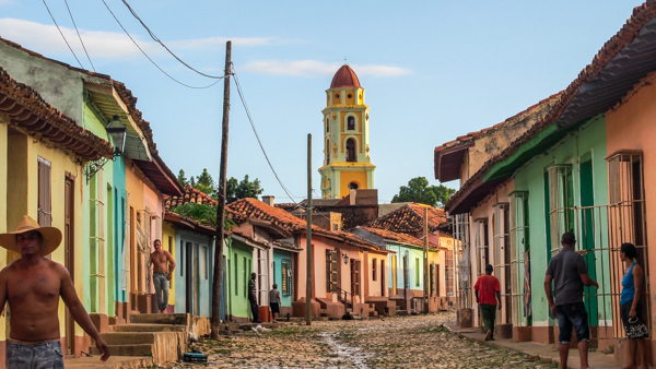 Best places to visit in Cuba trinidad