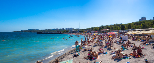 Best things to do in Odessa Ukraine Chkalovskiy beach