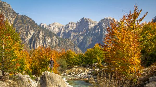 Shkoder Hike In Autumn