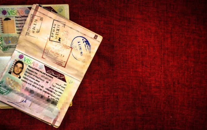 Iran Visa On Arrival - Social