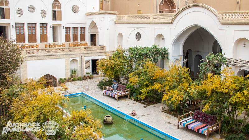 Ehsan Historical Guest House Kashan