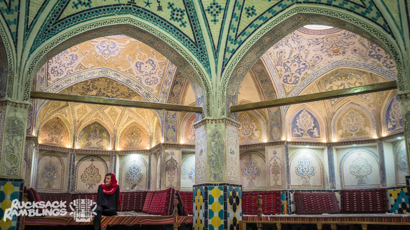 Bathhouse In Kashan