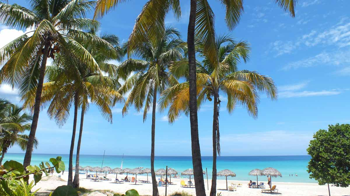 The resort hub of Varadero is one of the best beaches in Cuba